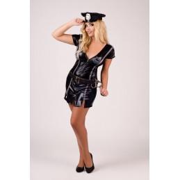 Kostium policjantki dla...